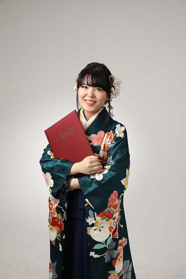 卒業 女性 2