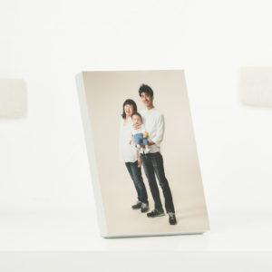 記念写真を「飾る」フォトDecoライト(横浜そごう写真館)