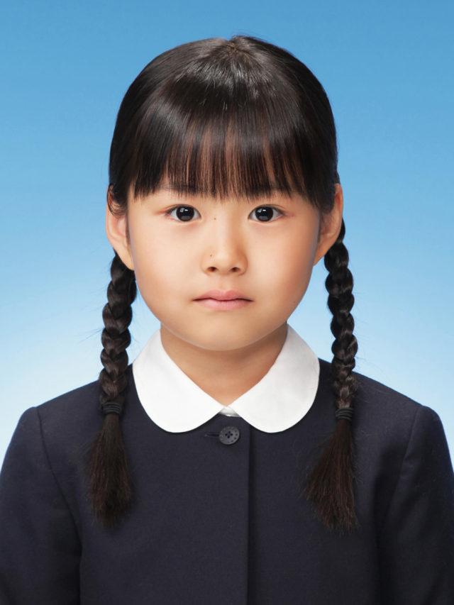 受験願書用証明写真(幼稚園受験・小学校受験)横浜そごう写真館