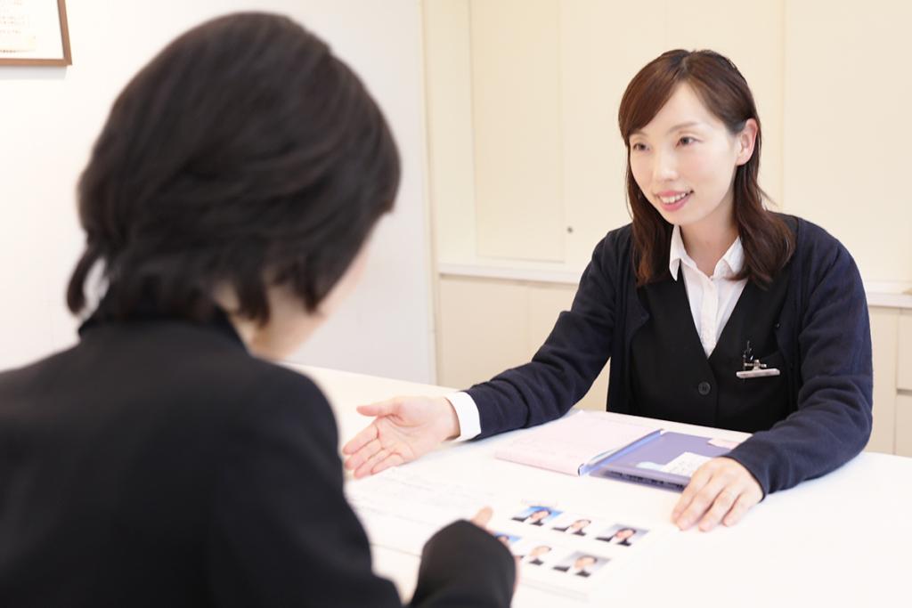 就職履歴書用証明写真(リクルート)横浜そごう写真館