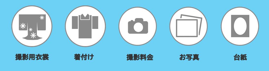 成人式撮影コース(男性 袴)