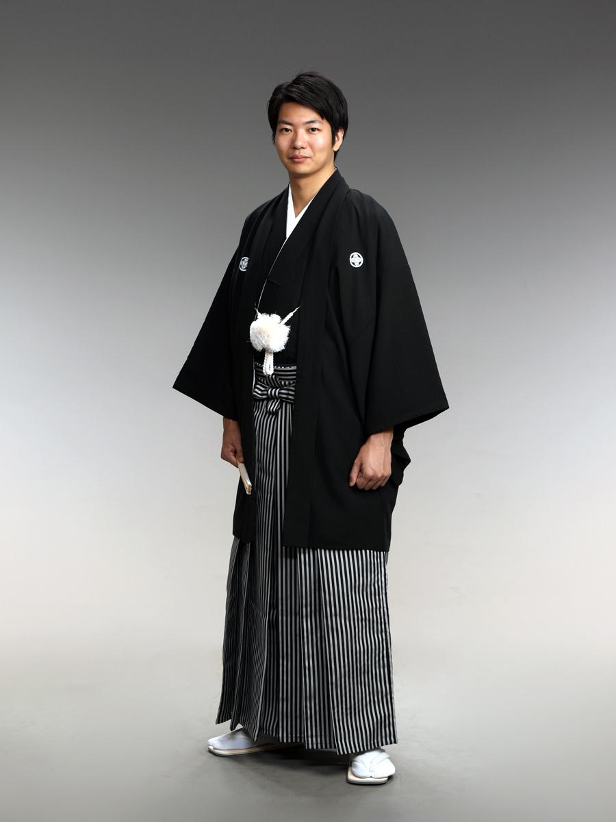 成人式(羽織袴)1
